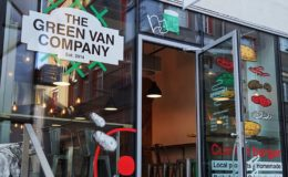 the green van company