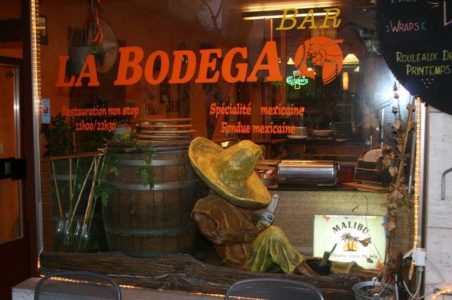 bodega restaurant - Sauce-piquante.ch