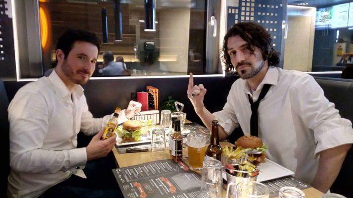 Downtown Burger - Sauce-piquante.ch
