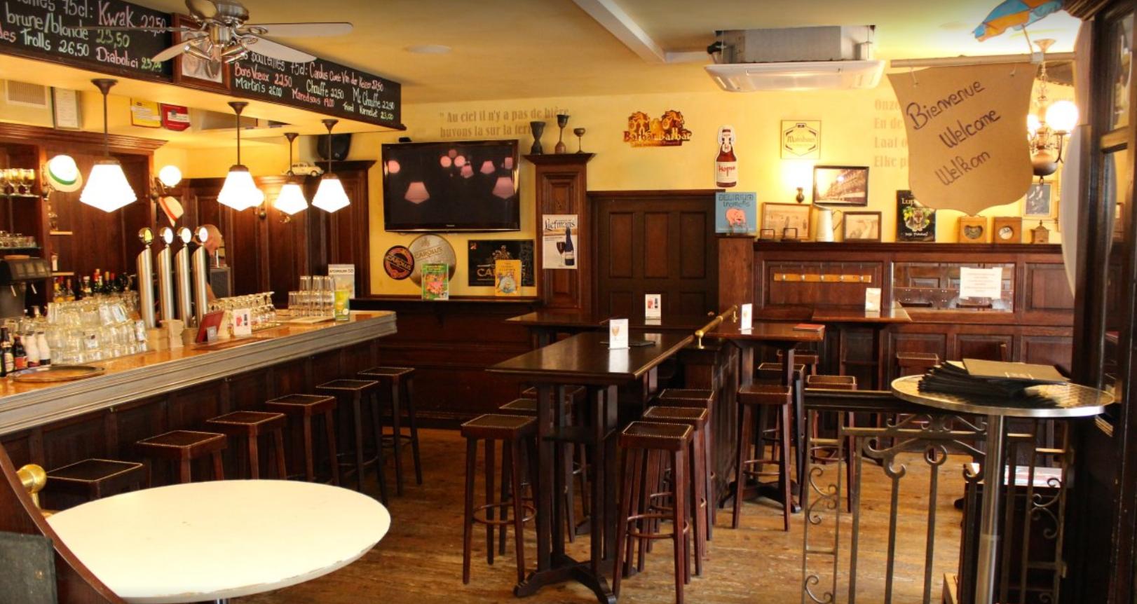 Bruxelles Cafe Restaurant - Sauce-piquante.ch