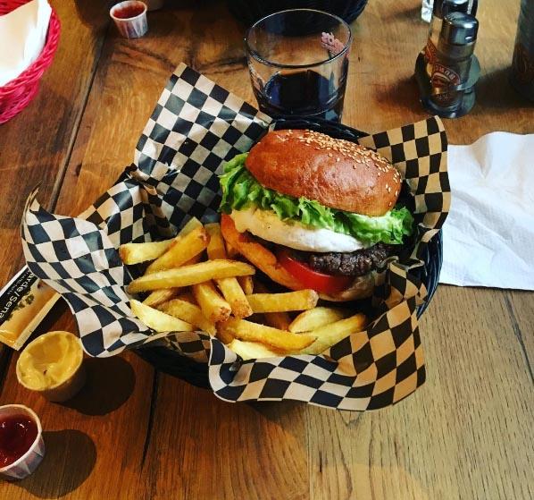 Sauce-Piquante.ch – Rando Burger