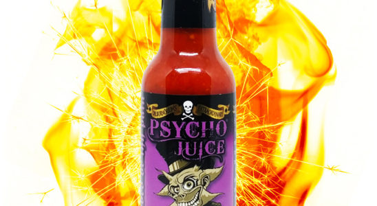 psycho juice 70 scorpion pepper - Sauce piquante