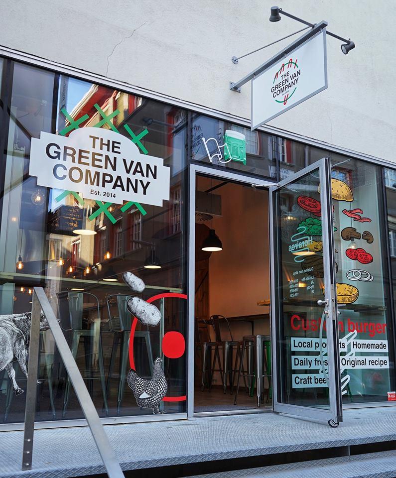 Sauce-Piquante.ch – The Green Van Company